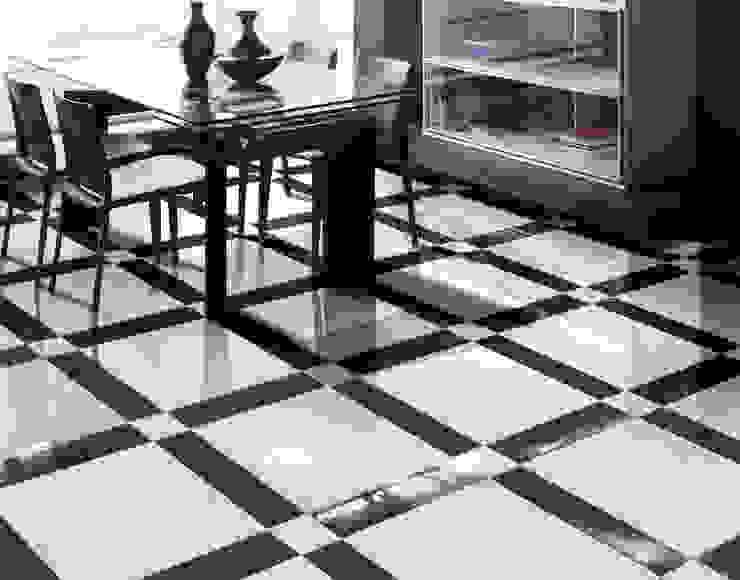 CERAMICHE BRENNERO SPA Modern dining room Ceramic