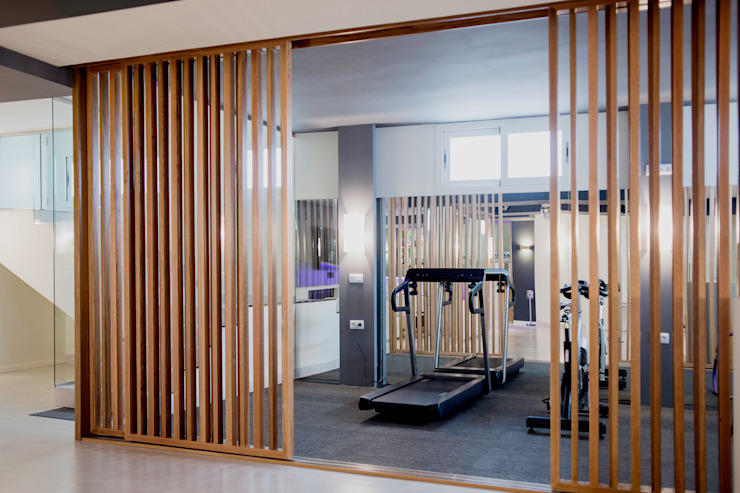 Gym by SENZA ESPACIOS, Modern