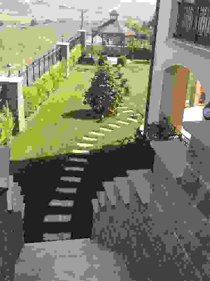 TOSKANA VADİSİ- VİLLA PEYZAJ PROJE&UYGULAMA // TOSKANA VADISI – VILLA LANDSCAPE PROJECT&APPLICATION AYTÜL TEMİZ LANDSCAPE DESIGN Modern Bahçe