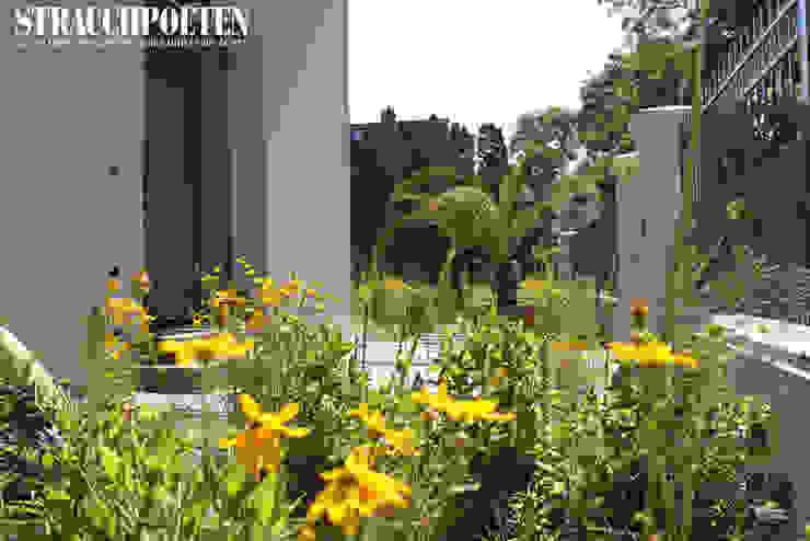Modern style gardens by Strauchpoeten Modern