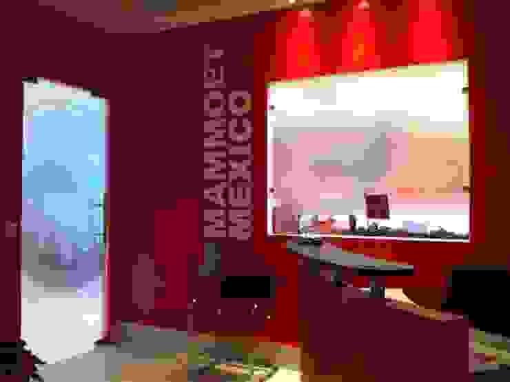 MAMMOET Estudios y despachos modernos de Liferoom Moderno