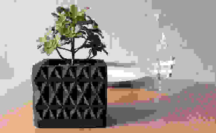 Leco Estudio HouseholdPlants & accessories Stone Black