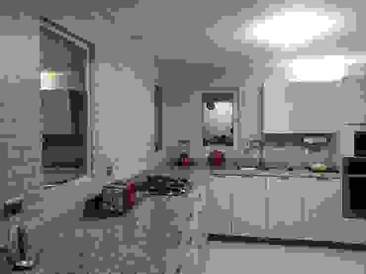 Mi Hogar Cocinas rústicas de Liferoom Rústico