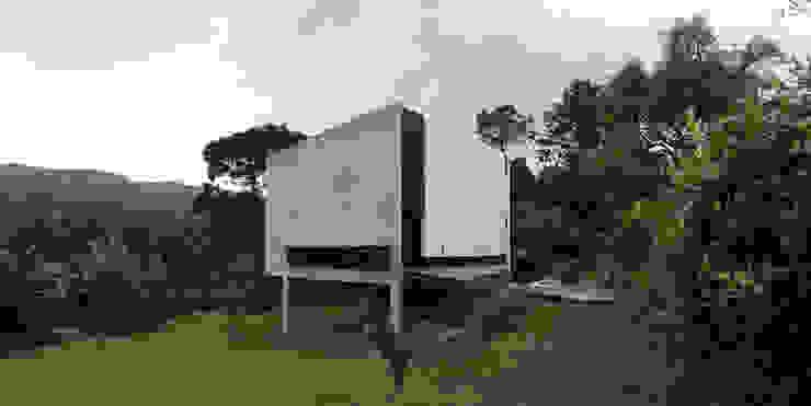 Entorno. Casas minimalistas de jose m zamora ARQ Minimalista Hormigón