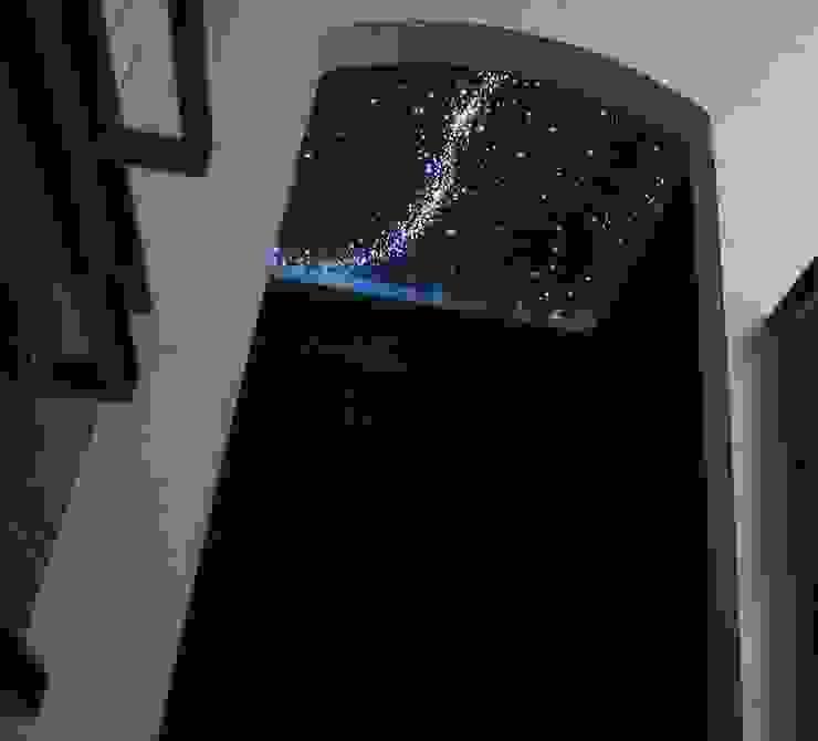 Modern bathroom by MyCosmos Modern Wood Wood effect