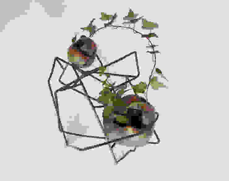 グリーン・アスレチック 01: Rie SASAKIが手掛けた折衷的なです。,オリジナル 鉄/鋼