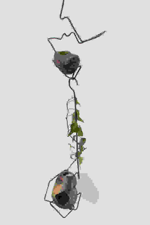 グリーン・アスレチック 02: Rie SASAKIが手掛けた折衷的なです。,オリジナル 鉄/鋼