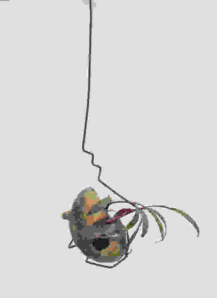 グリーン・アスレチック 03: Rie SASAKIが手掛けた折衷的なです。,オリジナル 鉄/鋼
