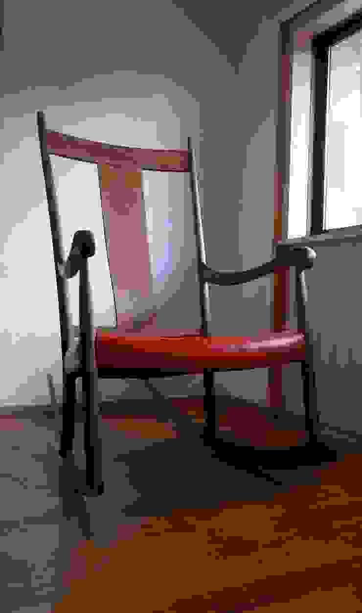 F-CH02: Masahiro Goto Furnitureが手掛けた折衷的なです。,オリジナル 木 木目調
