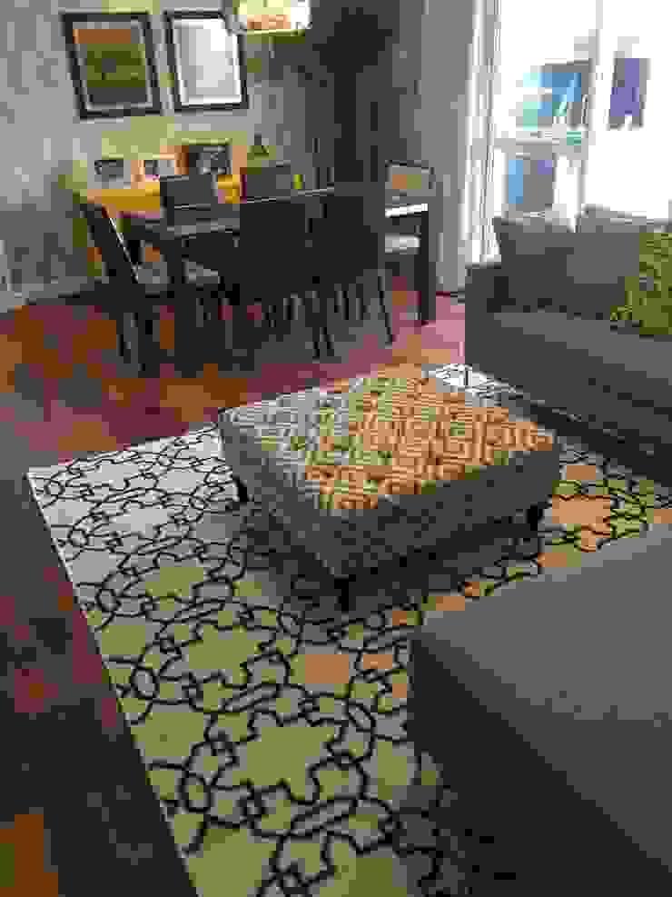 Living Salas de estar modernas por Padoveze Interiores Moderno