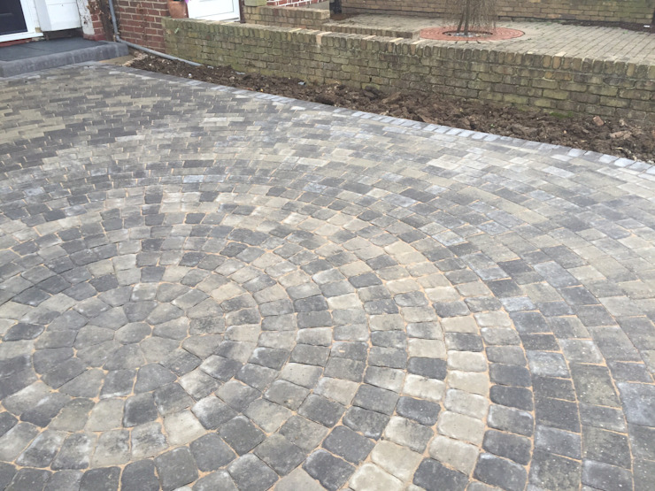 Driveway Paving de TDS Paving and Landscaping