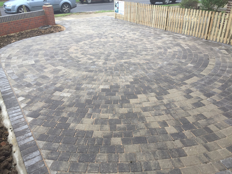 Driveway Paving 根據 TDS Paving and Landscaping