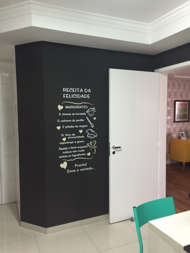 Padoveze Interiores Modern Kitchen
