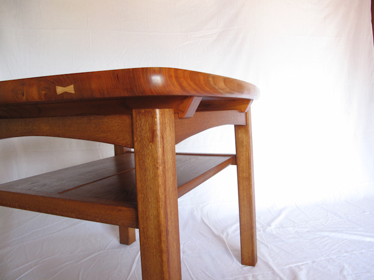 木の家具 quiet furniture of wood Sala multimedialeMobili Legno