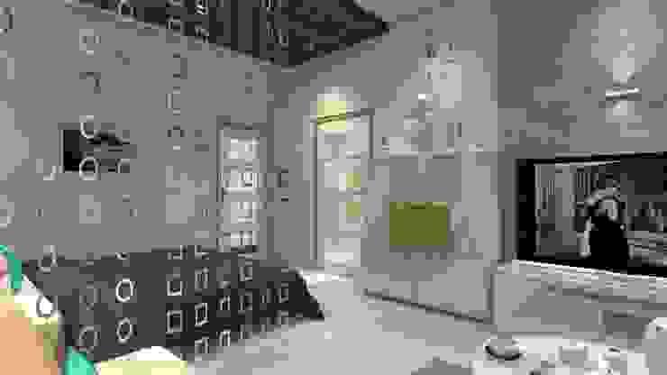 Mały Apartament w Afryce od Wizja Wnętrza - projekty i aranżacje