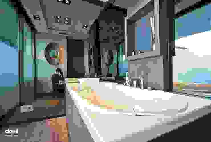 Wellness Moderne spa's van CioMé Modern