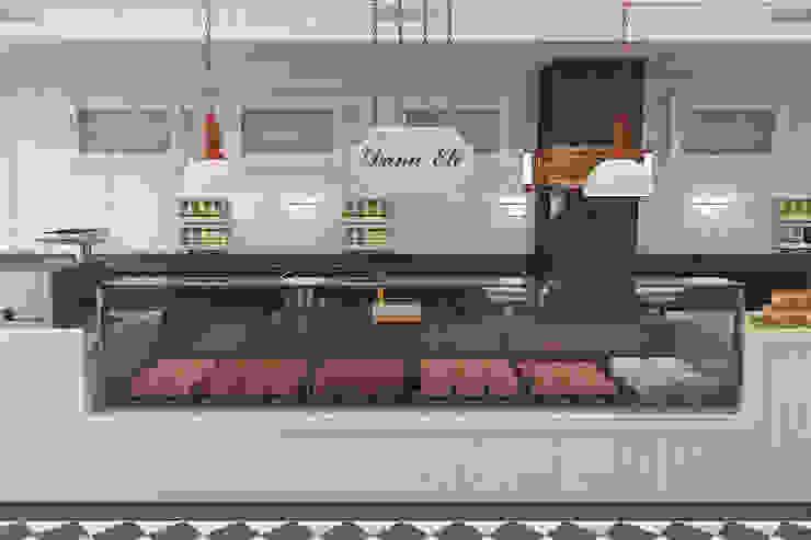 Et Keyfi Butcher's Shop Update İç Mimarlık Eklektik