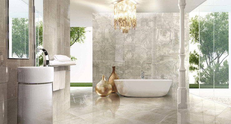 by CERAMICHE BRENNERO SPA Industrial Ceramic