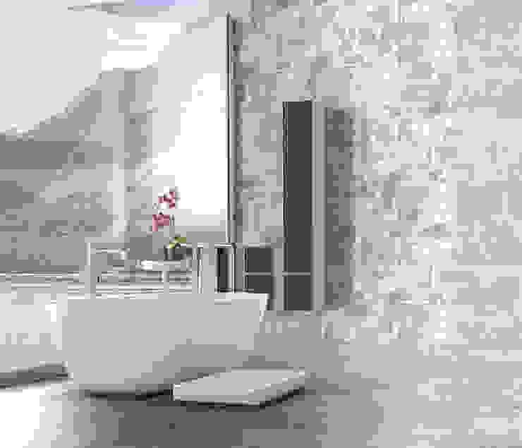 CERAMICHE BRENNERO SPA Industrial style bathroom