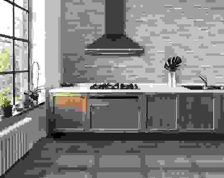 CERAMICHE BRENNERO SPA Industrial style kitchen