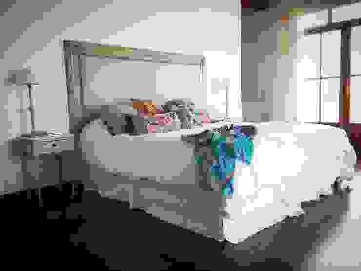 Interiorismo en Santa Bárbara: Dormitorios de estilo  por CLC Arquitectura & Diseño de Interiores