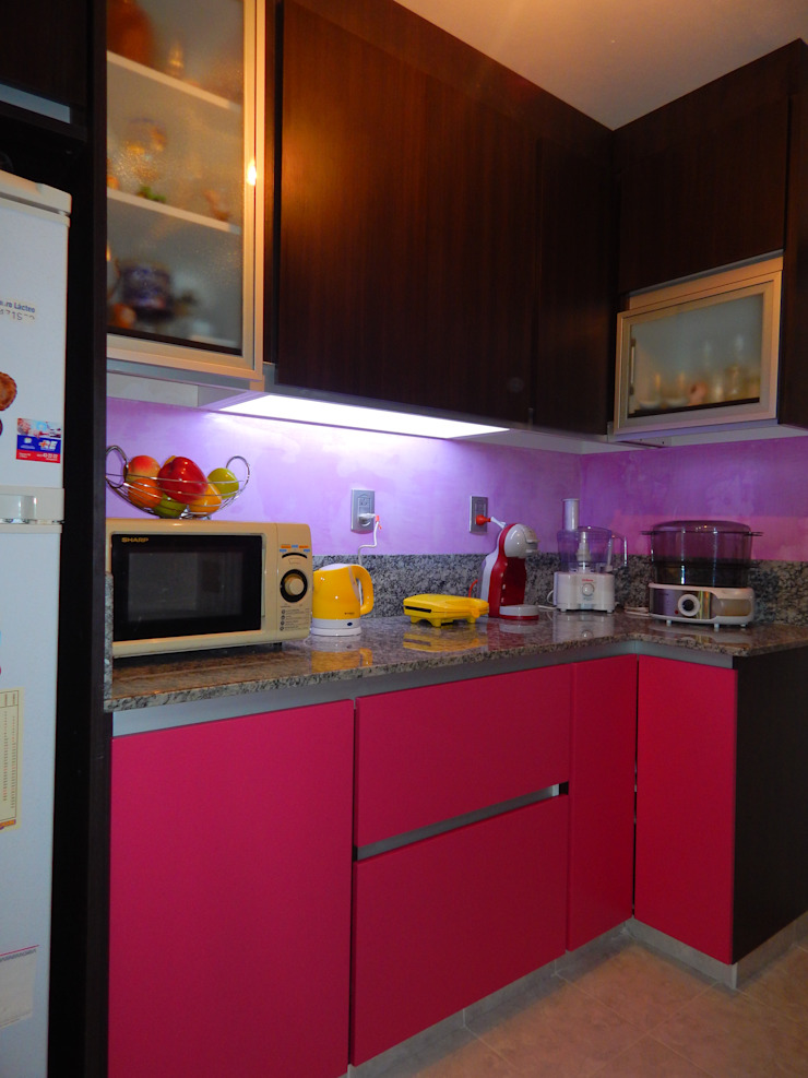 VIVIENDA UNIFAMILIAR -REMODELACION- Cocinas modernas: Ideas, imágenes y decoración de FF Arquitectura - Diseño + Innovación Moderno
