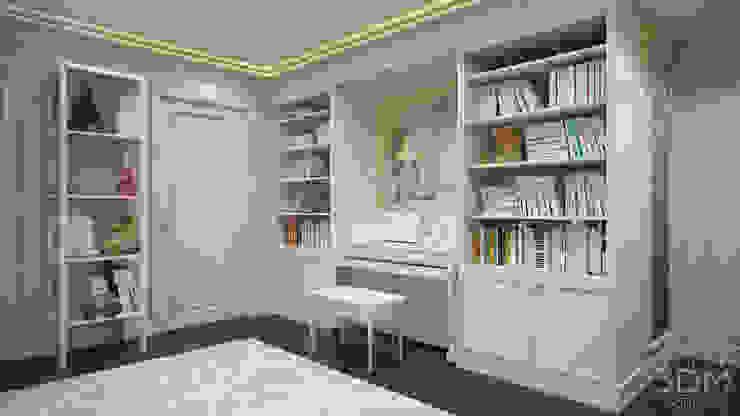 студия визуализации и дизайна интерьера '3dm2' Nursery/kid's room