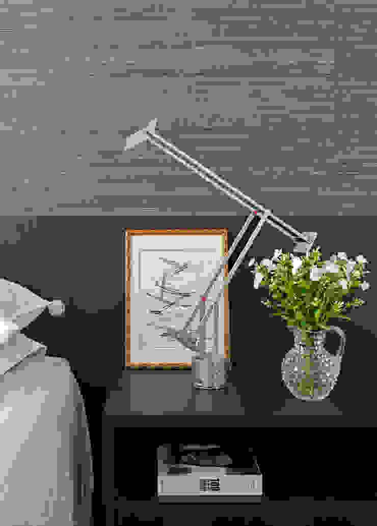 DIEGO REVOLLO ARQUITETURA S/S LTDA. Modern style bedroom