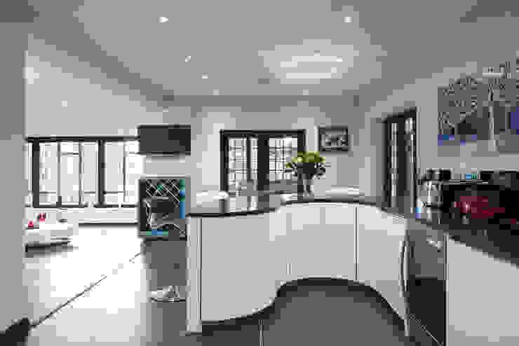 Kitchen Interior Design by Quirke McNamara Minimalist