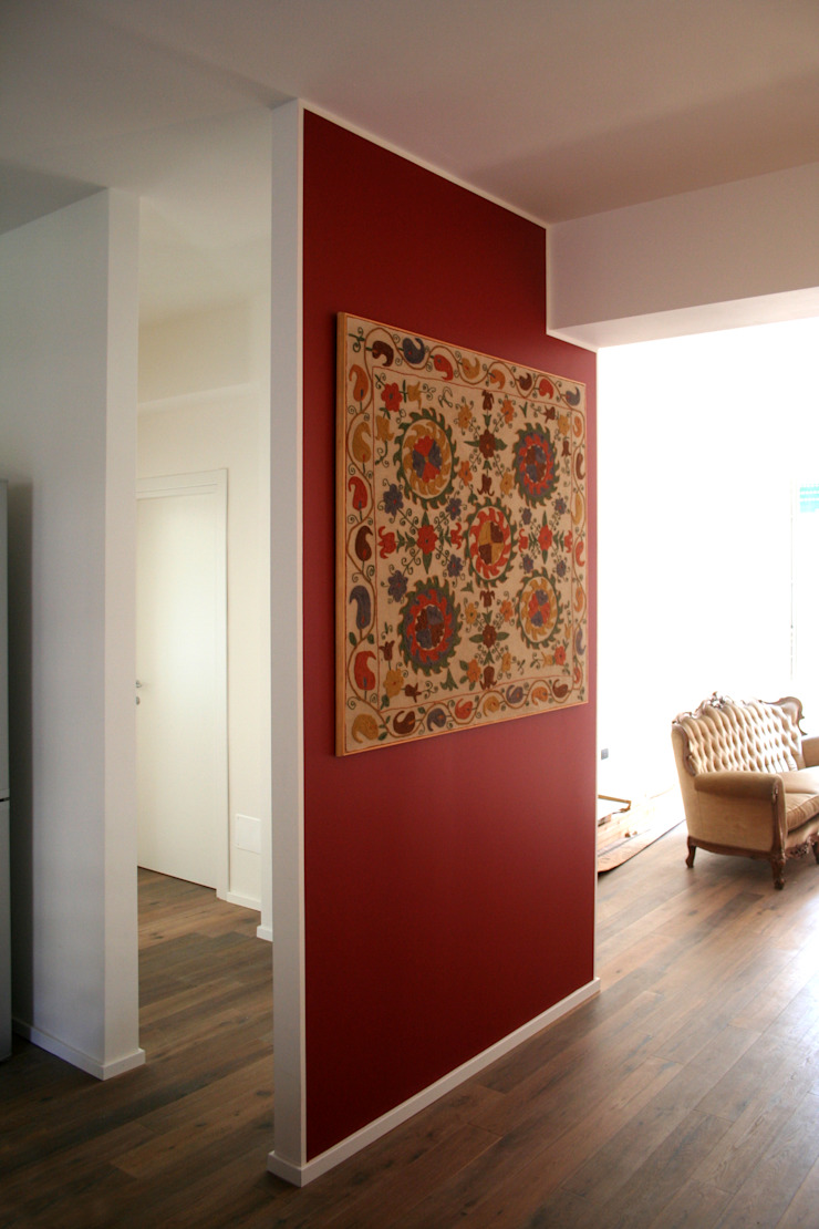 Гостиные в эклектичном стиле от Atelier delle Verdure Эклектичный