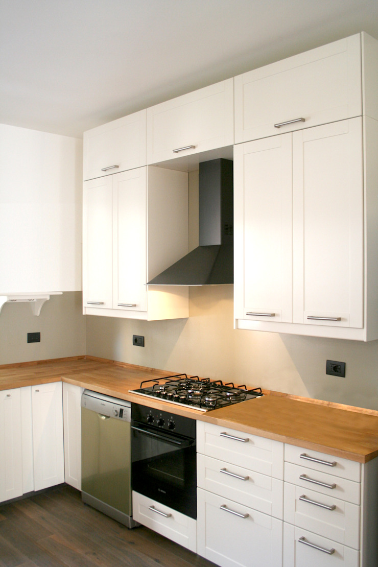 Кухня в стиле минимализм от Atelier delle Verdure Минимализм