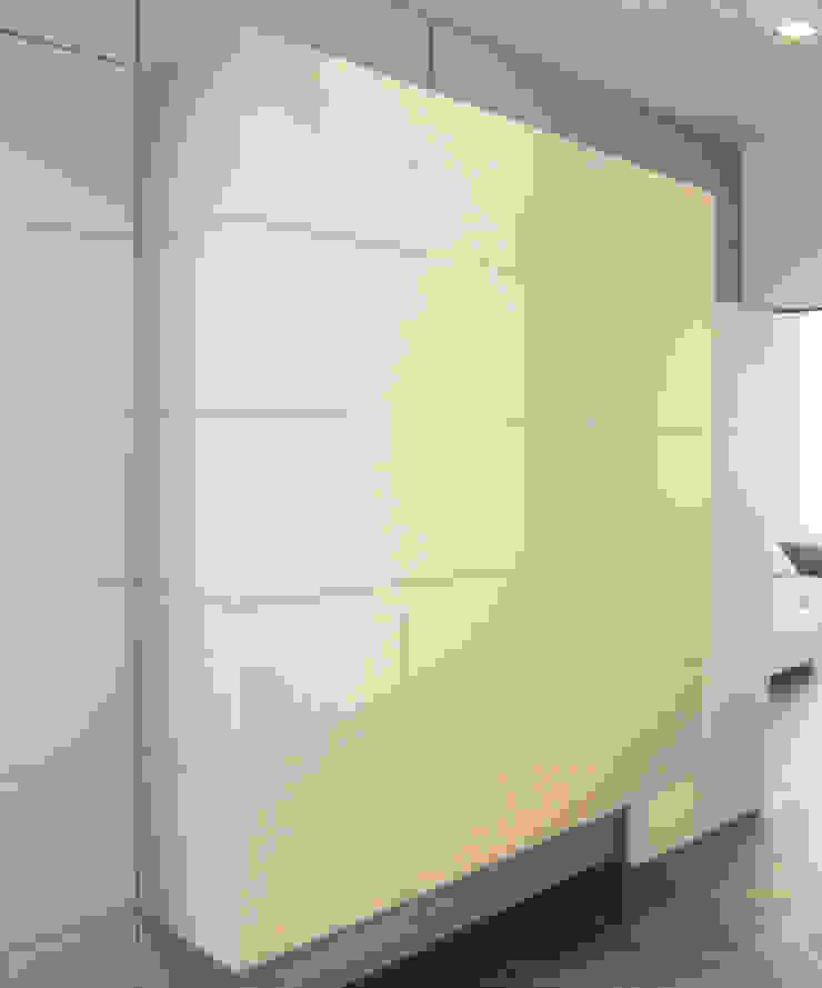 Design essenziale PAZdesign Camera da letto minimalista