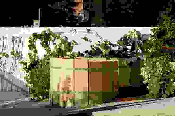 Atelier delle Verdure Rustic style garden