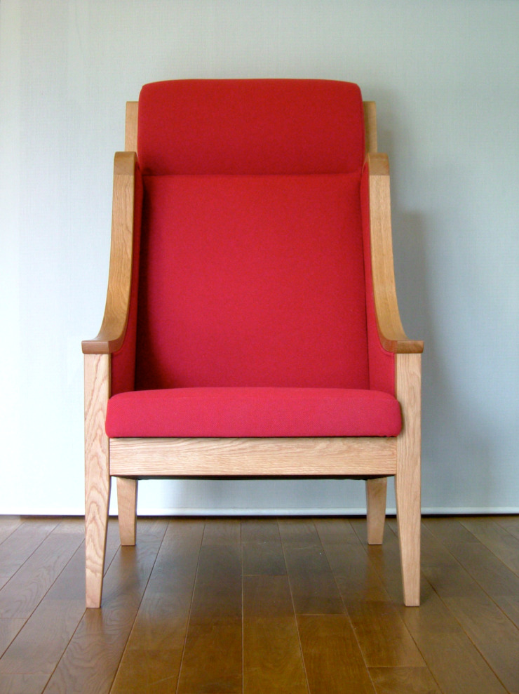 F-CH01: Masahiro Goto Furnitureが手掛けた折衷的なです。,オリジナル 木 木目調