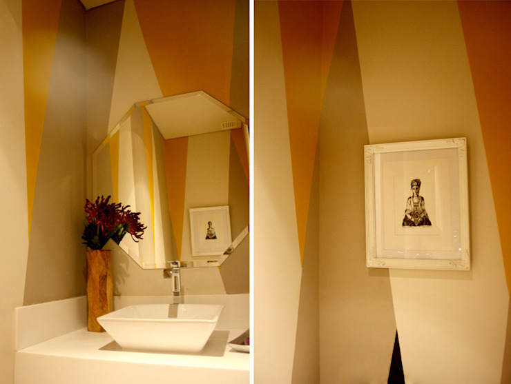 Nomada Design Studio Modern bathroom