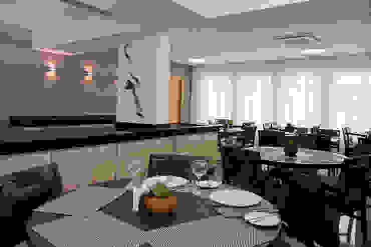 Modern hotels by Das Haus Interiores - by Sueli Leite & Eliana Freitas Modern MDF