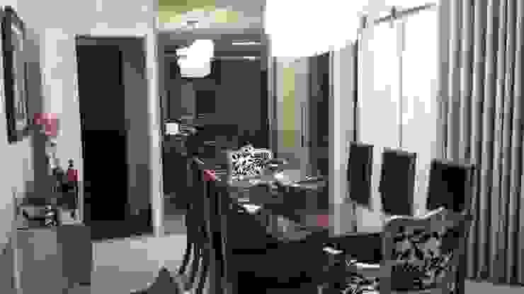 Modern dining room by Das Haus Interiores - by Sueli Leite & Eliana Freitas Modern