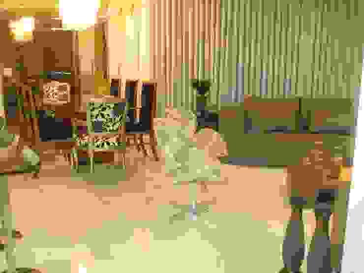 Modern living room by Das Haus Interiores - by Sueli Leite & Eliana Freitas Modern