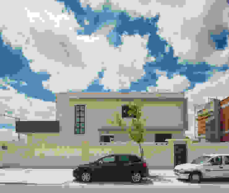 Casa AI Casas de estilo moderno de Mascagni arquitectos Moderno