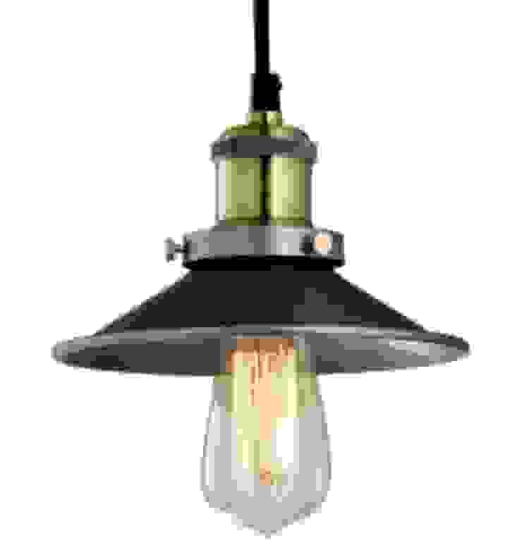 Iluminação:  industrial por Webdecor,Industrial