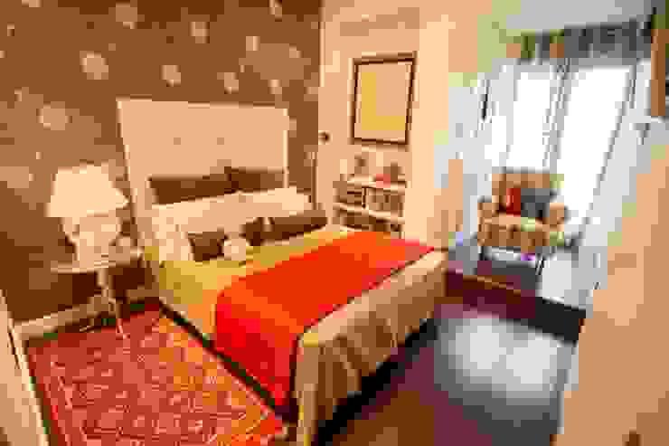 homify Dormitorios de estilo ecléctico