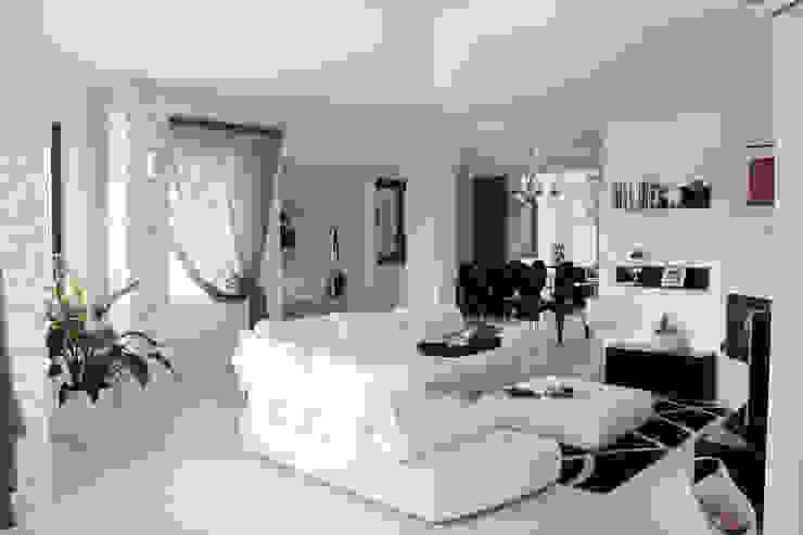 OGARREDO 现代客厅設計點子、靈感 & 圖片