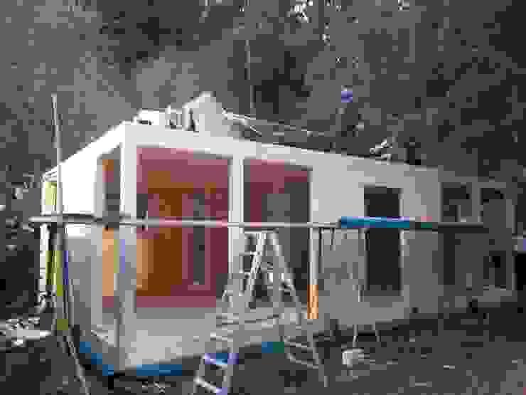 MCB International Timber-Work Limited 現代房屋設計點子、靈感 & 圖片 實木 Brown