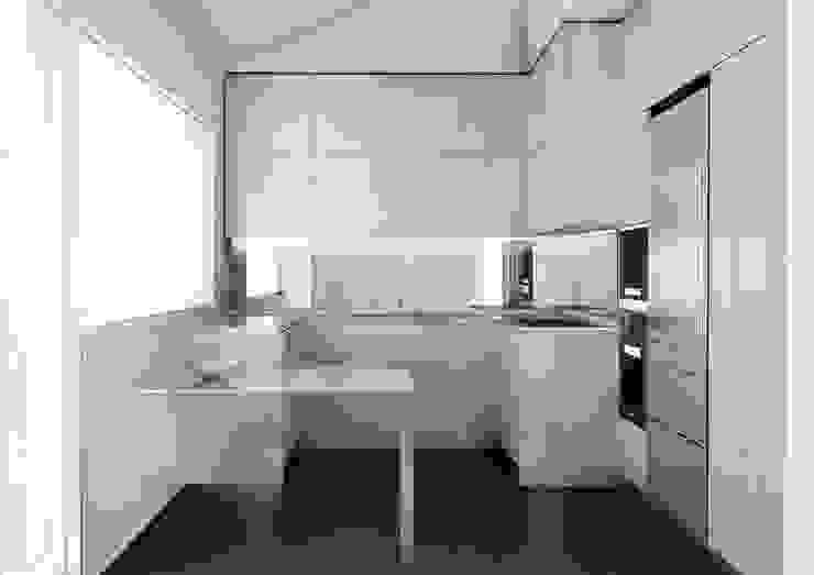 Render Modern kitchen by asf Modern