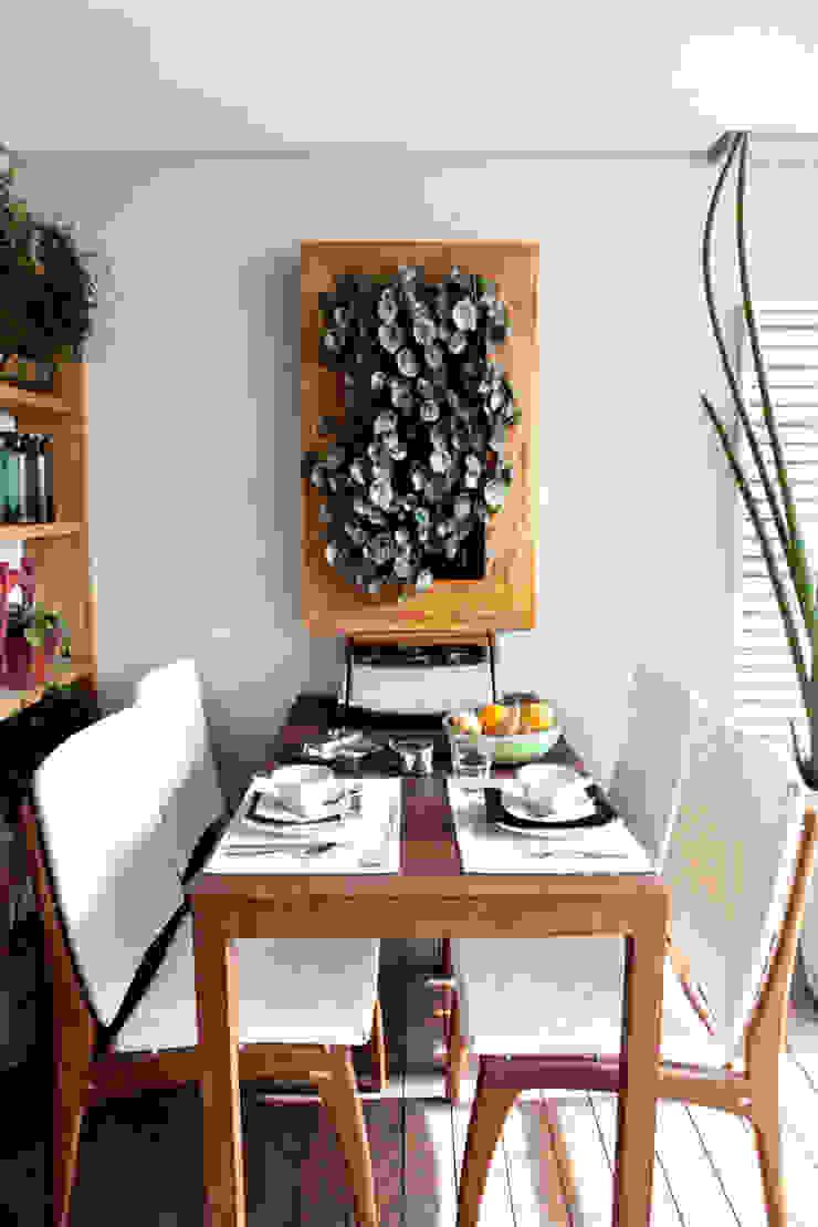 Vanderlei Camila Vicari Arquitetura da Paisagem Modern Dining Room