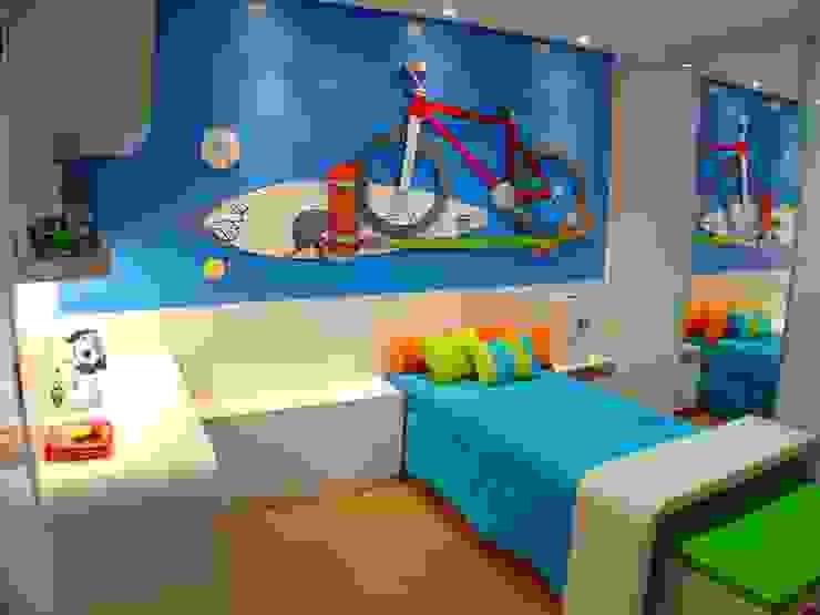 Eliane de Souza Monteiro Complementto D Dormitorios infantiles de estilo moderno
