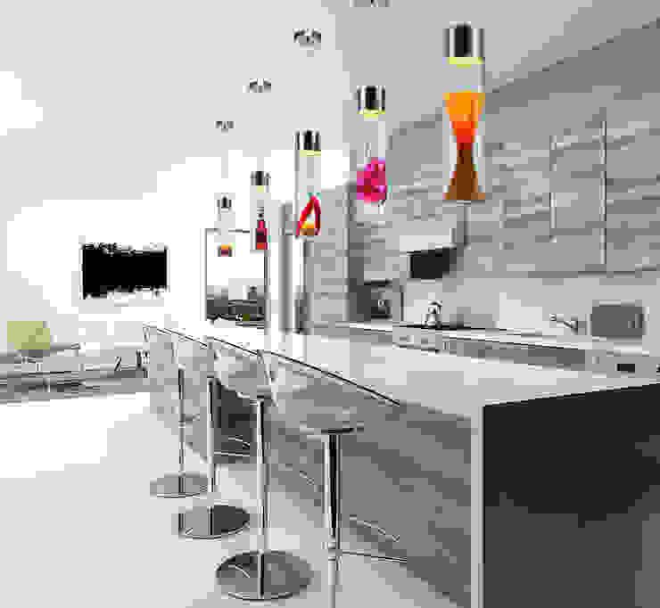 Realizzazioni Cucina moderna di Calabrese Arredo Moderno