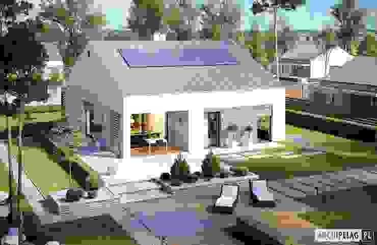 Houses by Pracownia Projektowa ARCHIPELAG,