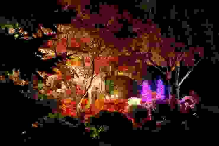Taman Klasik Oleh Akasha espacios iluminados Klasik