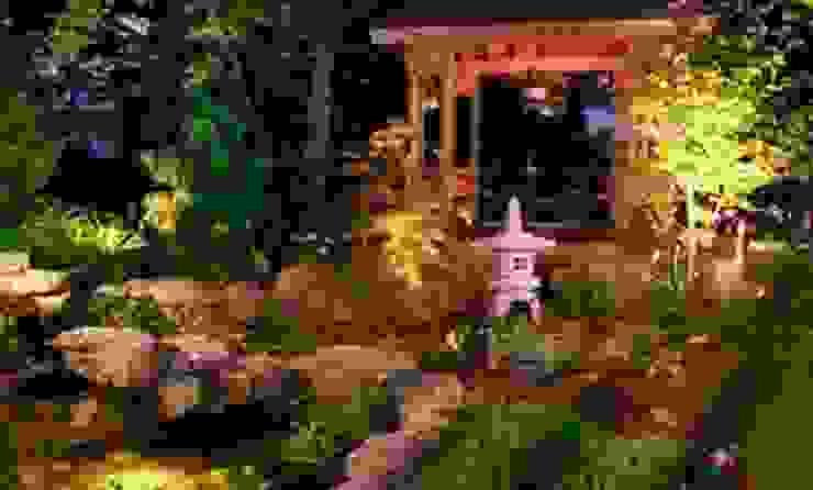 Jardines Nocturnos Jardines clásicos de Akasha espacios iluminados Clásico